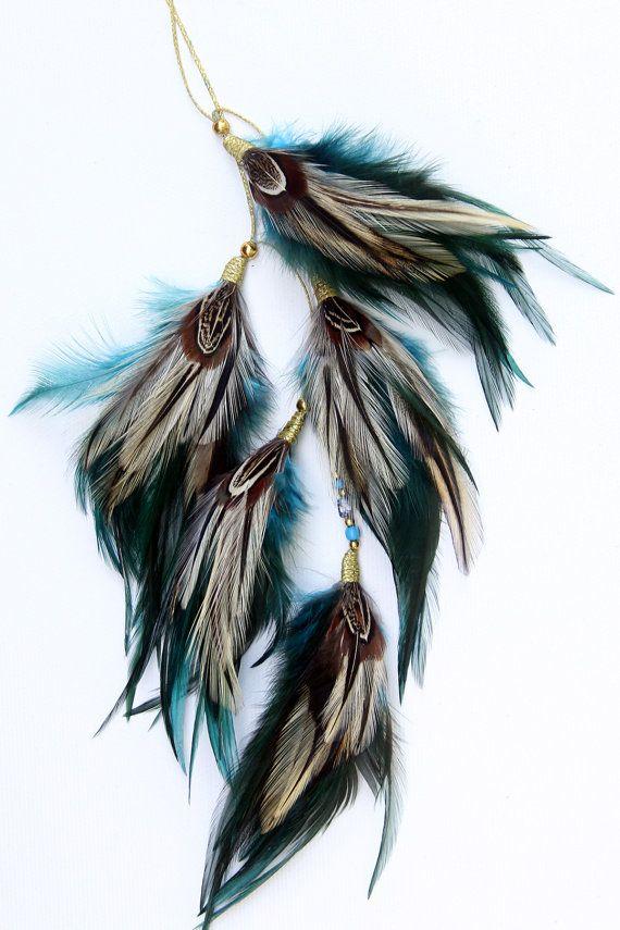 Hair feathers. feathers for hair. feather extensions. feathers. hair extensions. hair accessories. feathers hairband. tribal. tribal hair.