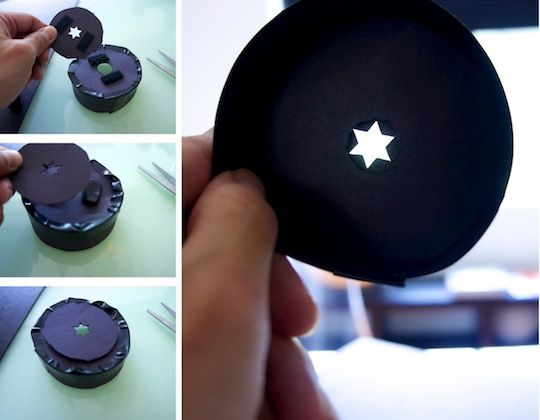 Make Your Own Bokeh Effects Filter for a DSLR