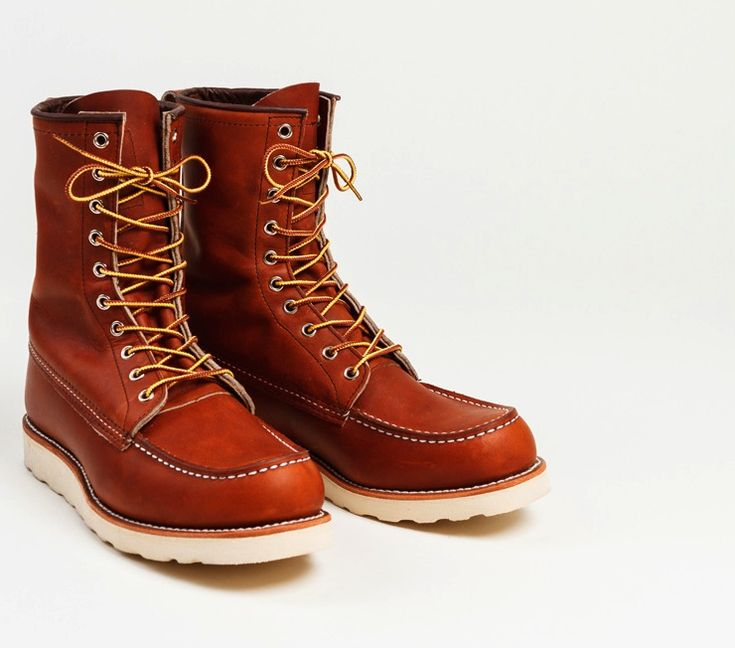 Red Wing 877 Boot Red Wing Heritage #877 Boot