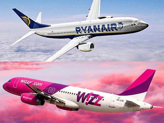 Pologne: Ryanair et Wizz Air s'installent à Lublin