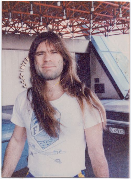 If You're Not A ''Metalhead'' You Better Get The H — music5starsupreme: #BRUCE DICKINSON #IRON MAIDEN...