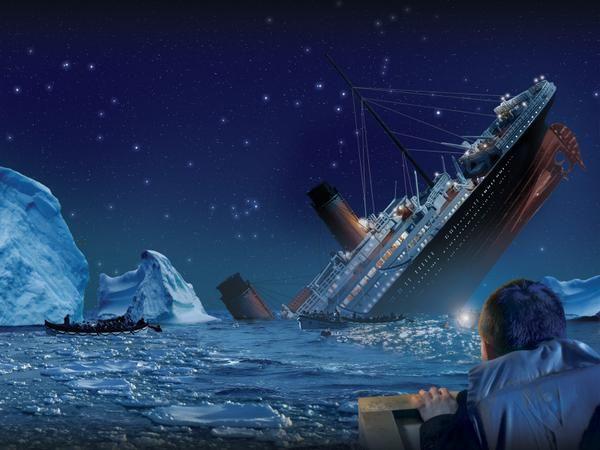 Ice Bucket Challenge #Titanic #IceBucketChallenge