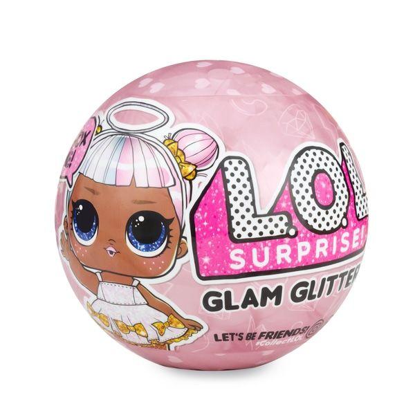 L.O.L Surprise Series Ball series 2 glitter Original LOL Limited Edition New