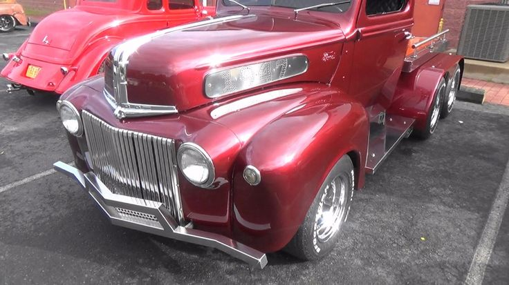 Used 1947 Ford F100 -CUSTOM PICKUP TRUCK- 327 BORED 30 OVER/ 350 AUTOMATIC- | Mundelein, IL