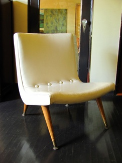 Sears 1958 Scoop Chair