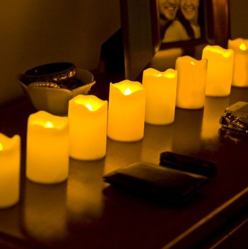 High quality tech candle at very cheap prices.