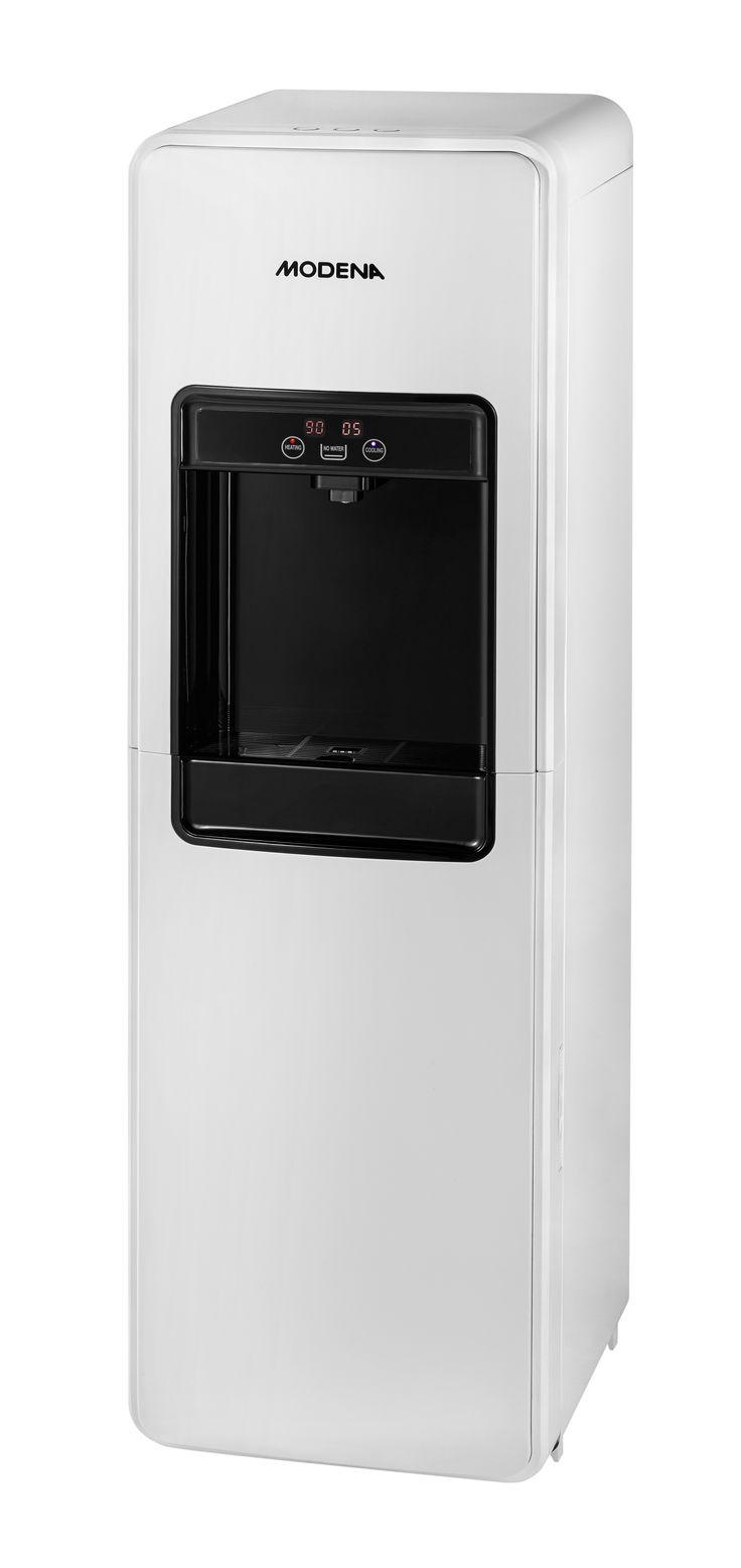 #appliances #waterdispenser #dispenser #doppio #DD68 #white #design