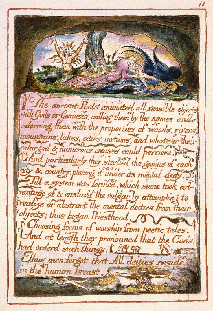 the marriage of heaven and hell william blake pdf