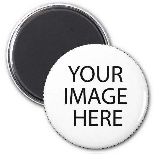 Product  template fridge magnet