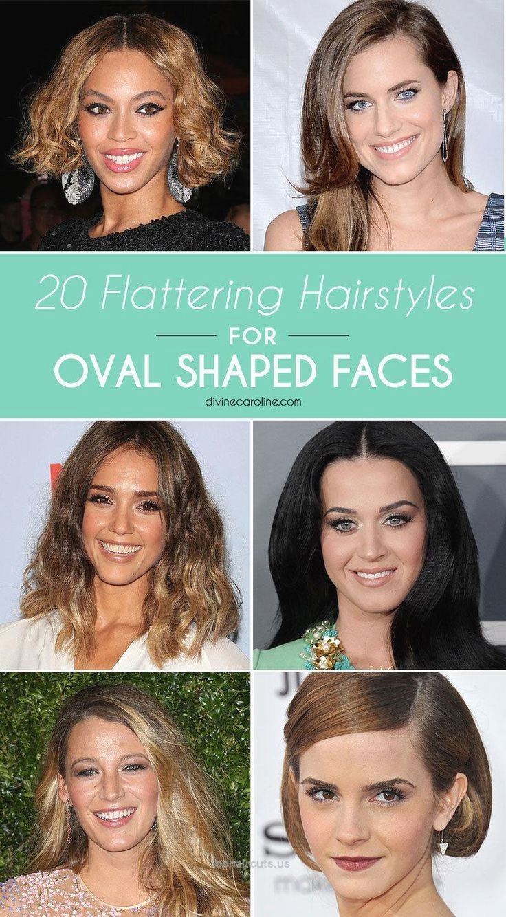 the 25+ best oval face hairstyles ideas on pinterest | face shape