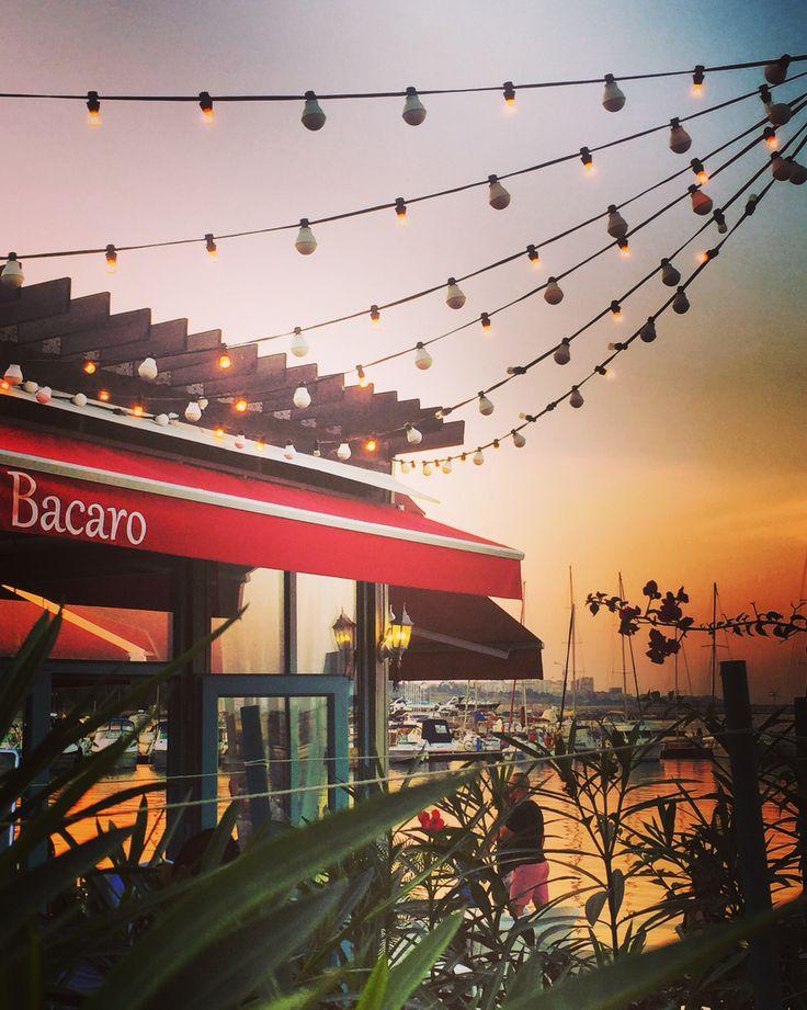 Sunset @bacaroport
