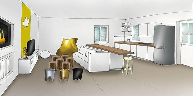 Dessiner Interieur Maison Comment Dessiner Un Interieur De Maison