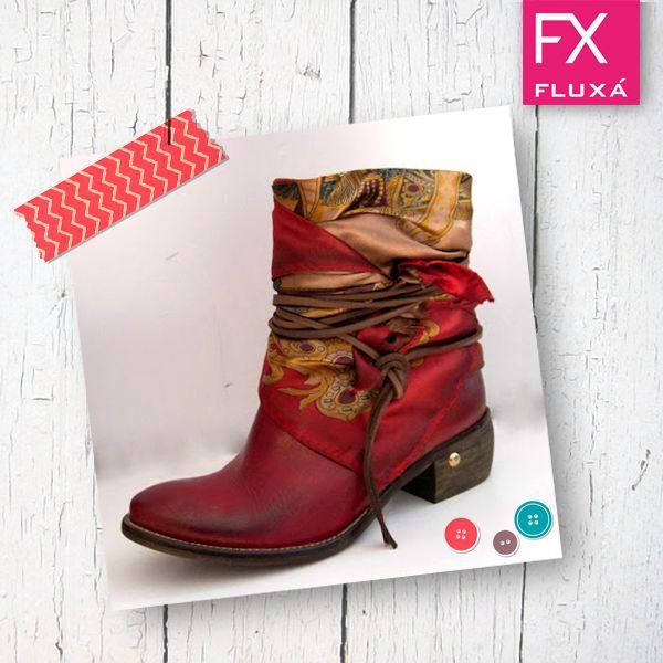 """Bota ganadora de """"El Zapato del año 2013"""" votada por los lectores de El Blog de Patricia. ¡Mil gracias a todos! #fluxa #shoes #boots #moda #fashion #style #tendencias"""