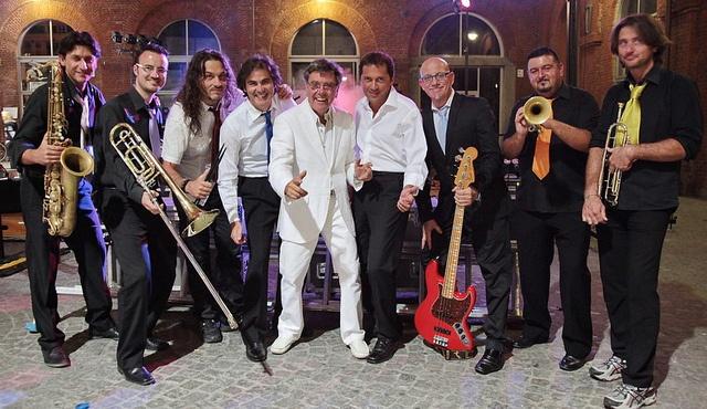 Billi Spuma e i suoi Gassati al Cortile del Maglio. 15 settembre 2012