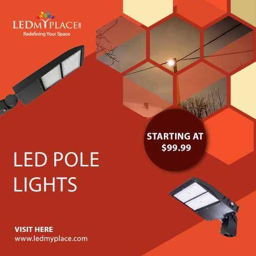 Pin On Led Pole Lights