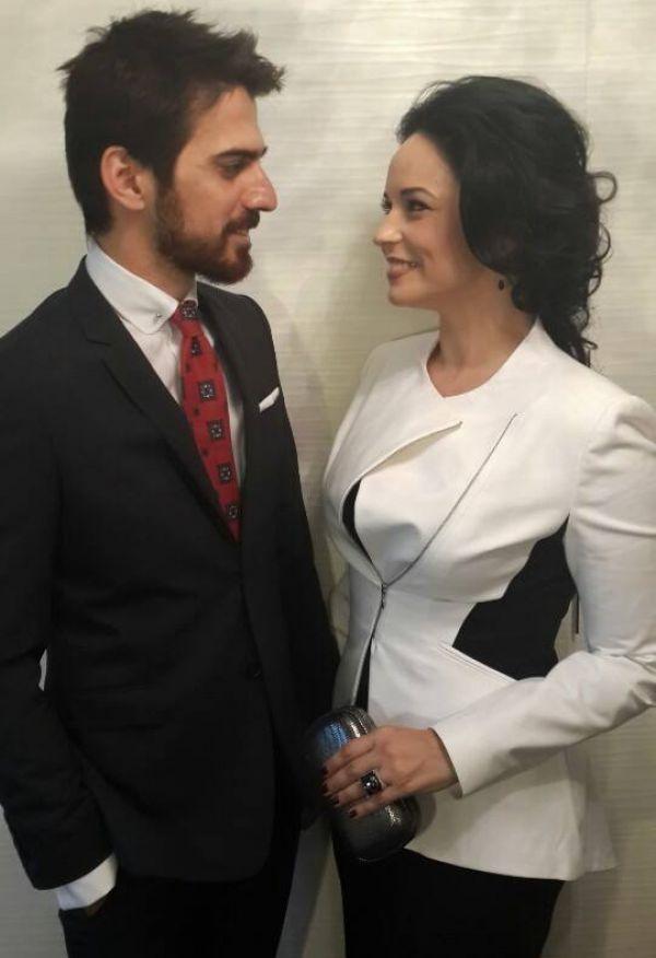Andreea Marin s-a casatorit!