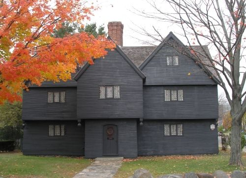 Home of Judge Jonathan Corwin is the only structure still standing in Salem with direct ties to the Witchcraft Trials of 1692