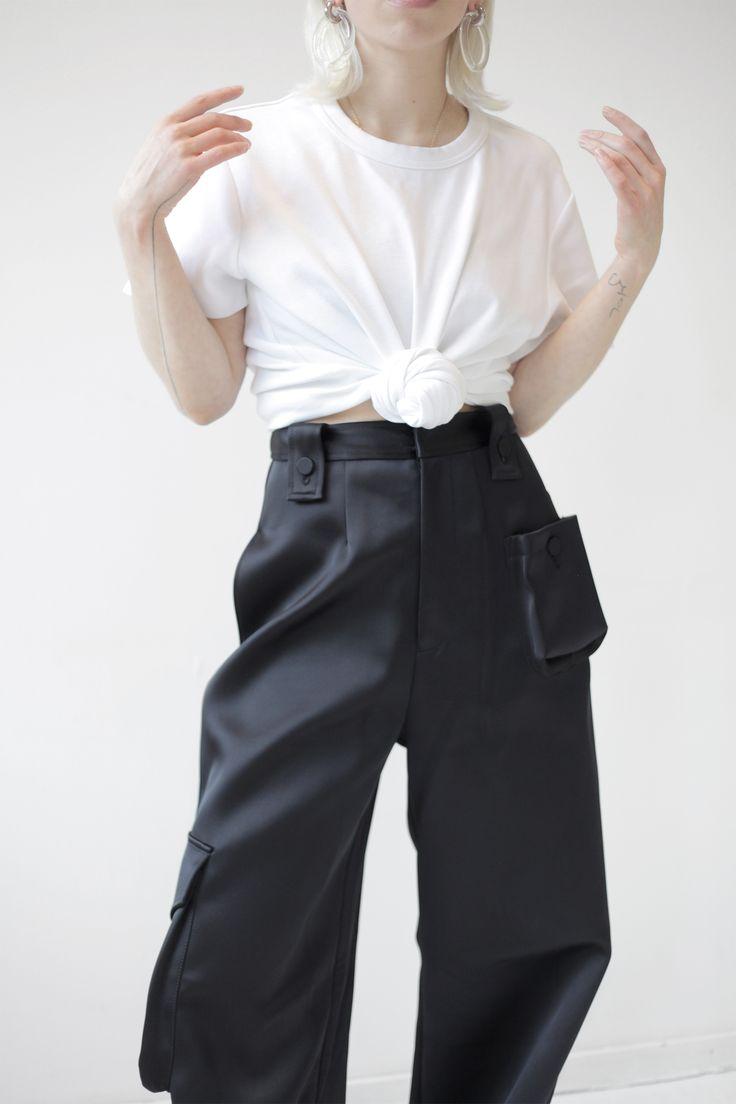 Love Aesthetics / Luxe Cargo Pants