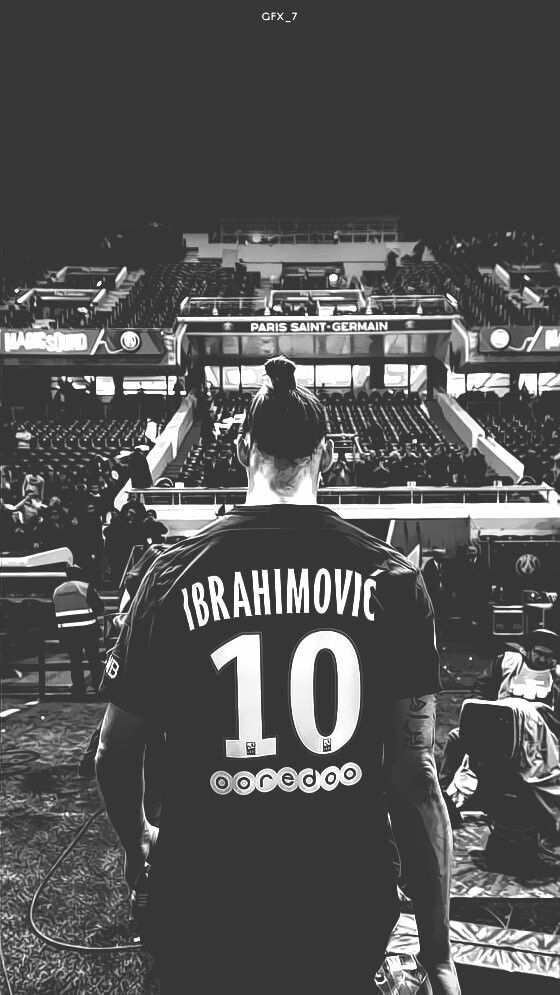 #Zlatan there is only one zlatan
