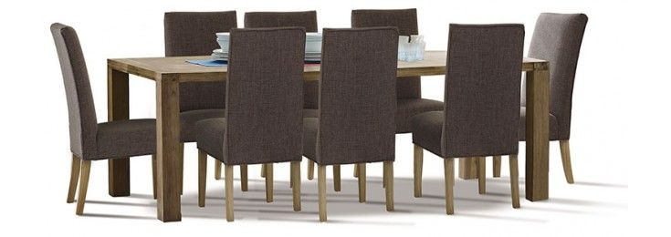 Nevada 9 piece dining suite