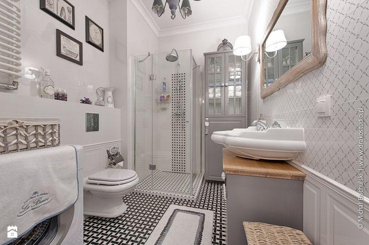 Łazienka styl Prowansalski - zdjęcie od DreamHouse - Łazienka - Styl Prowansalski - DreamHouse