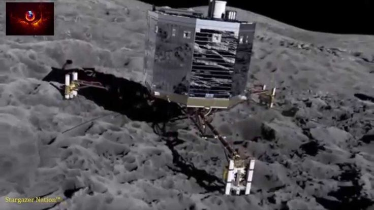 Rosetta, The Story So Far - Greatest Missions Of Space Exploration