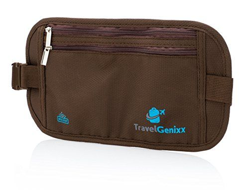 From 5.99:Money Belt Waist Pack And Passport Holder Travel Accessory For Men And Women With Rfid Protection