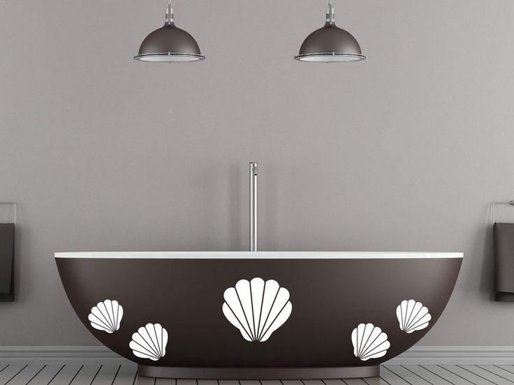 17 Best images about Wanddeko für Badezimmer on Pinterest - wandtattoo für badezimmer