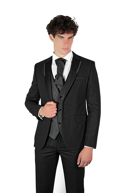#impero #uomo #2014 #abito #elegante #wedding #dress #mariage #matrimonio #man #elegant #abiti #sera #ceremony #suit #groom #sposo #black #grey