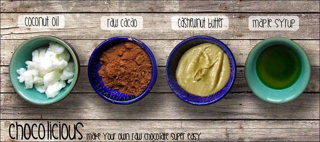 NushiOne: Chocolicious Raw Chocolate Love - simple, fast, he...#rawchocolate #vegan #recipe #health #desserts