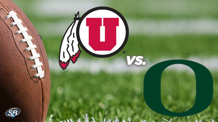 Game #10 Sat 11.08.14 No. 5 Oregon Ducks vs No. 20 Utah Utes in Salt Lake City. FINAL SCORE: 51-27 DUCKS WIN clinching PAC-12 NORTH!