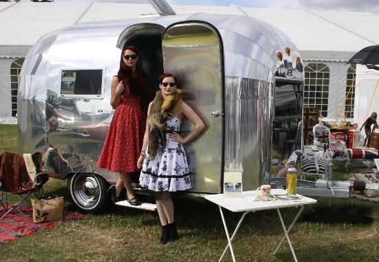 Check into a vintage Airstream caravan on a roof. | 38 Ways To Spend The Perfect Weekend In Bristol