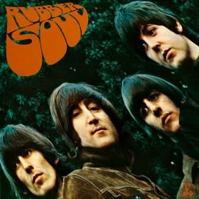 Rubber Soul was another album for Christmas - released on 3rd December, 1965 just two weeks after final mixing had taken place.