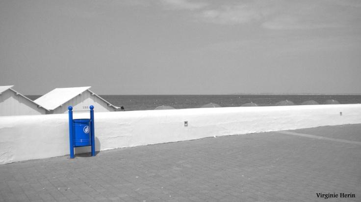 La digue de l'Europe - Villers-sur-Mer à découvrir lors de votre séjour en gîte au Domaine du Martinaa www.martinaa.fr
