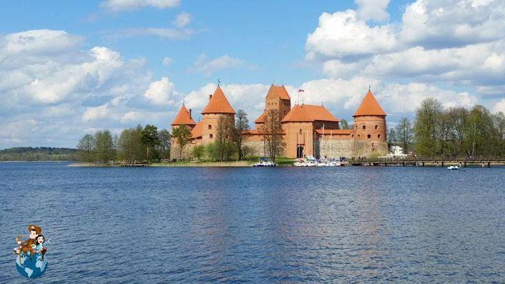 Trakai Castle (Lituania)