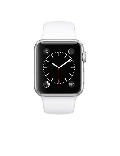 Apple Watch Sport enables you to take a step ahead into the world of technology, no matter whether you're a tech geek or a sports addict. This dependable and versatile wearable gadget helps you organize your daily activities efficiently and achieve your full potential. The unisex watch is a...