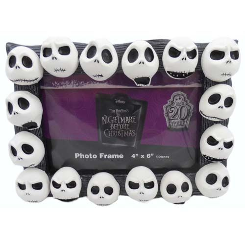 Your WDW Store - Disney Picture Frame - Nightmare Before Christmas - Jack Skellington