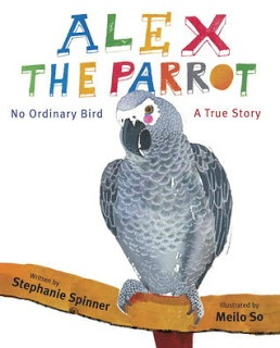 Alex the Parrot: No Ordinary Bird (Mentor text for: Debate, Research, Expository, Personal Narrative)