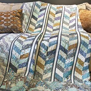 I Love This Quilt: Waterfall Quilt Pattern