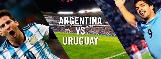 LIVE streamingArgentina vs Uruguay FIFA World Cup qualifierCONMEBOL. Fo