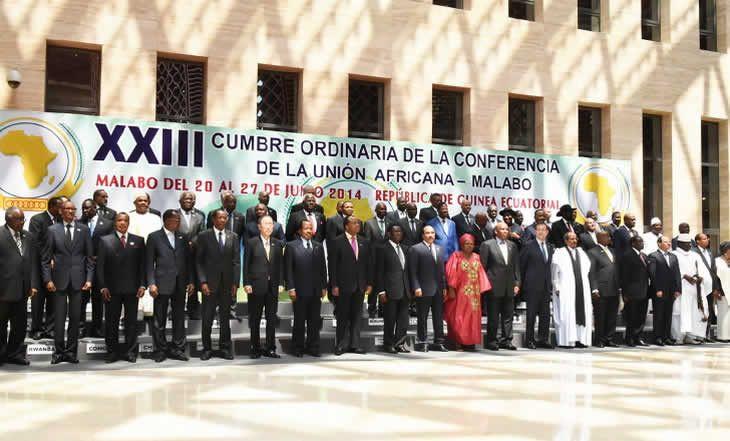 Guinée Equatoriale - XXIIIème Sommet de l'Union Africaine : Paul Biya prend part aux travaux de Malabo - 26/06/2014 - http://www.camerpost.com/guinee-equatoriale-xxiiieme-sommet-de-lunion-africaine-paul-biya-prend-part-aux-travaux-de-malabo-26062014/