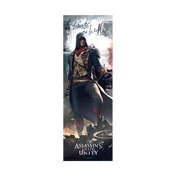 Assassin's Creed Unity La Liberte Poster