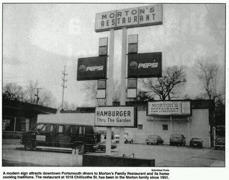 682 best portsmouth ohio images on pinterest portsmouth ohio mortons restaurant popular to go as teenagers sciox Images