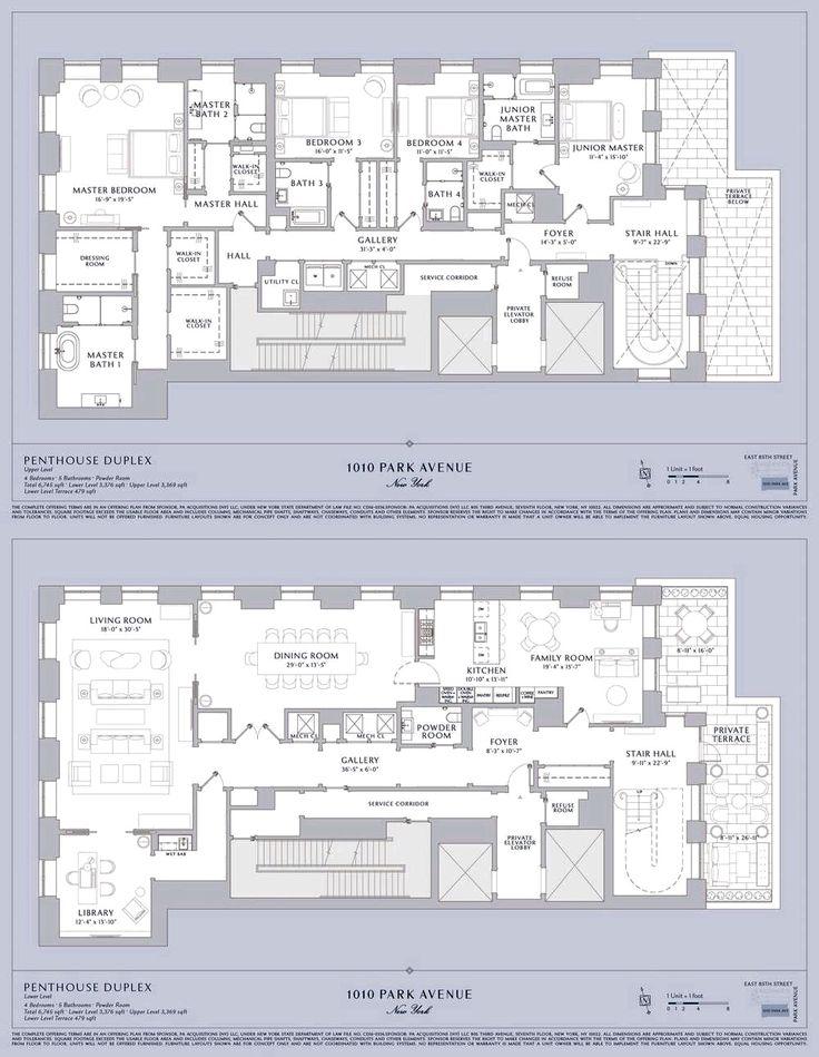 73 best apartment plans images on pinterest floor plans for 1010 midtown floor plans