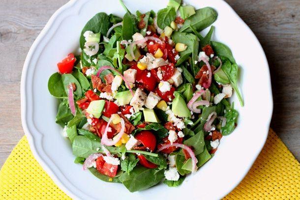Salade «Cobb» californienne