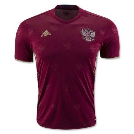 Camiseta Nueva del Rusia Home 2016