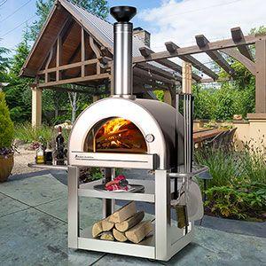 Forno Venetzia Pronto 500 Wood Fired Oven Copper In 2019