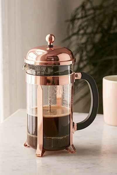 Bodum Copper French Press - Urban Outfitters
