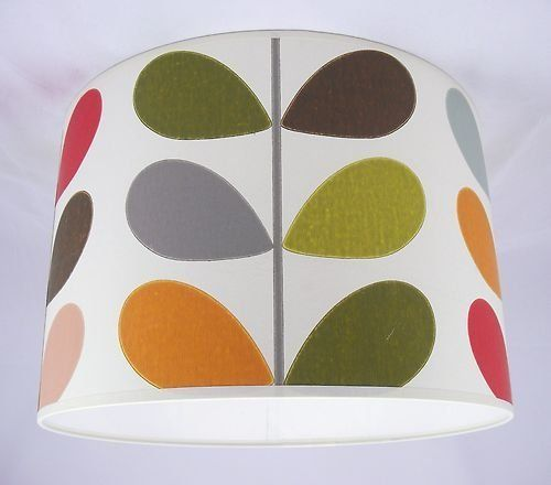 "6"" Lampshade Handmade in UK - Orla Kiely Multi Stem Wallpaper Tophouse Design - Lampshades & Cushions http://www.amazon.co.uk/dp/B008QLTMFO/ref=cm_sw_r_pi_dp_3vISwb0NAH4YE"