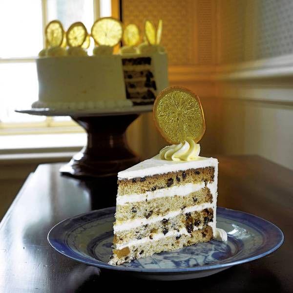 Martha Washington Famous Cake Recipe